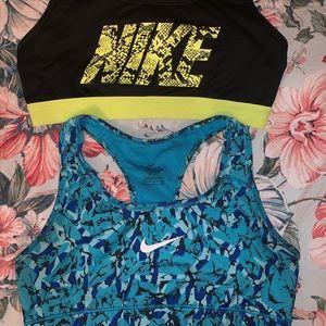 Nike DRI FIT Sports Bras